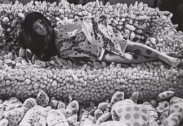Ten facts you need to know about Yayoi Kusama, The Queen of Polka-Dots.