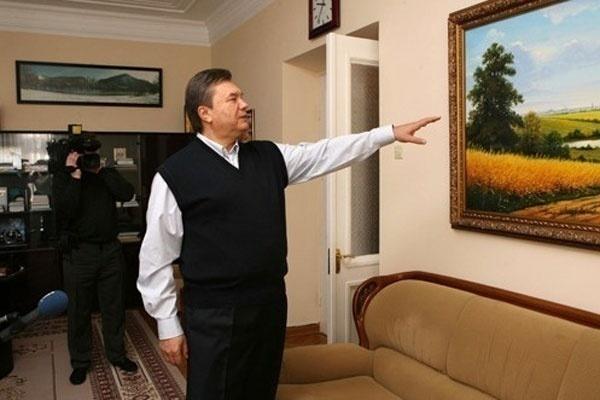 «Трофеи Межигорья» - новая глава в арт-криминале: в Беларуси разбираются с «продавцами Моне и Ван Гога»