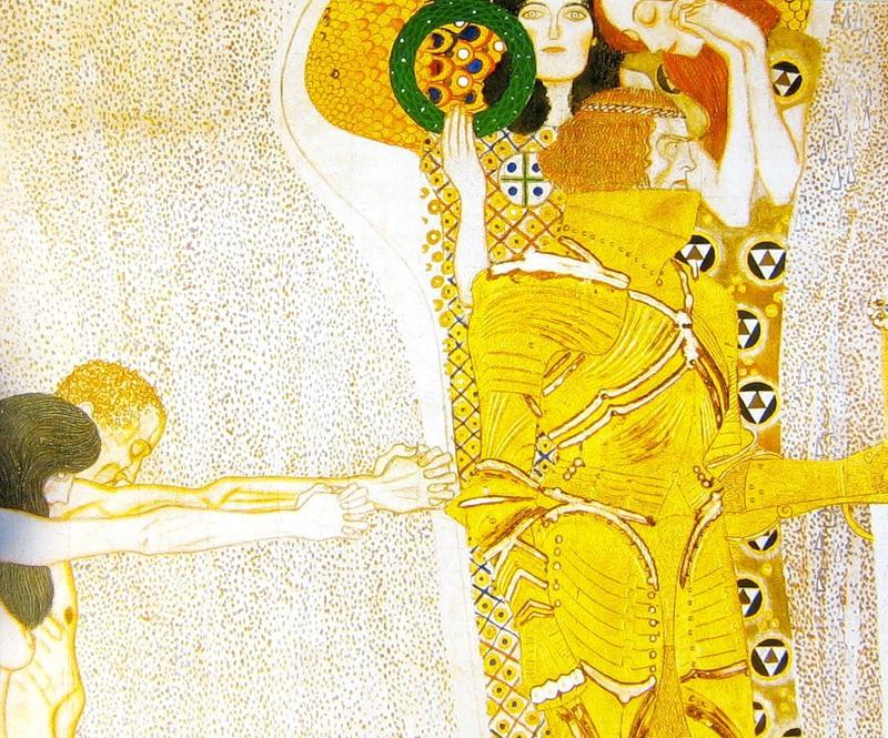 «Бетховенский фриз» Густава Климта остается в Австрии