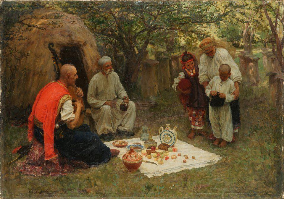 По маршруту Киев-Львов: знаковые украинские выставки в июле