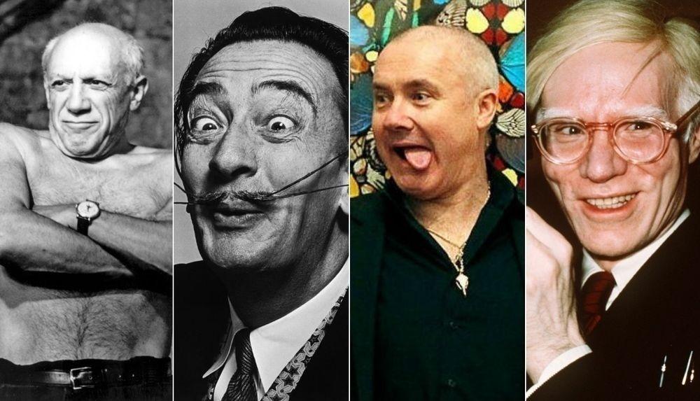 Художники, чей талант замешан на хорошем чувстве юмора