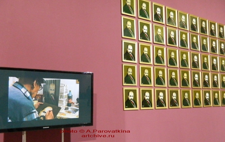 Шевченкомания: 200-летие с картинами и цветы на палитре