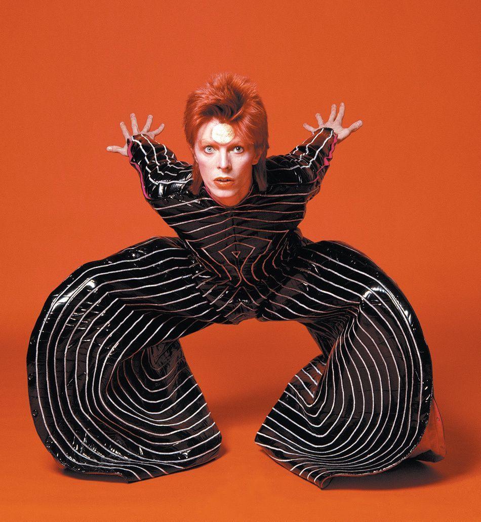 Дэвид Боуи как арт-объект: музыкант в искусстве, искусство в музыканте