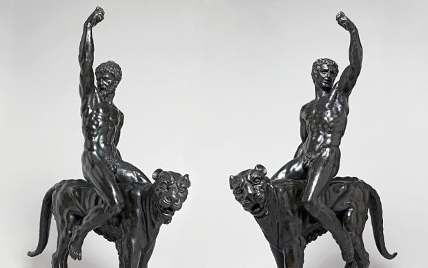 В Британии найдены уникальные бронзовые скульптуры Микеланджело