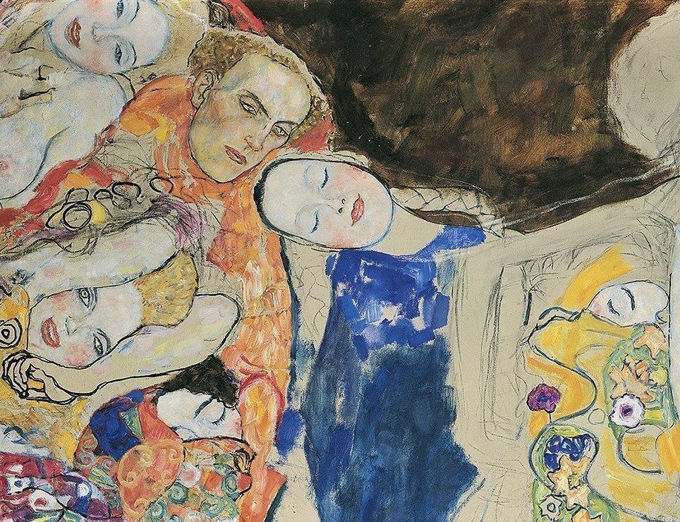 Музей Леопольда открывает обширную выставку работ Густава Климта