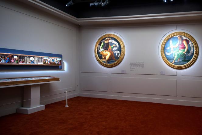 Учитель Рафаэля: выставка Пьетро Перуджино в Париже