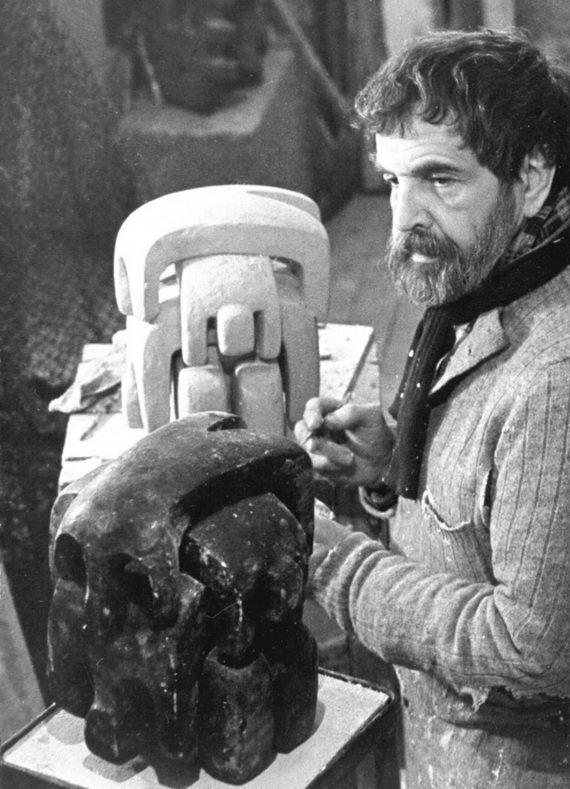 Вадим Сидур – скульптор тяжелых эмоций