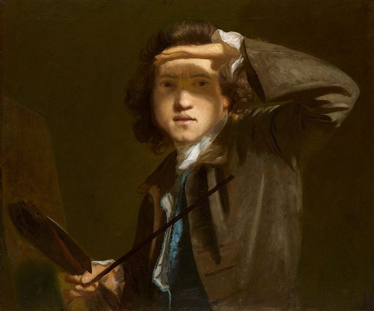 Академик и новатор: в Лондоне представлены результаты 4-летнего исследования картин Джошуа Рейнольдса