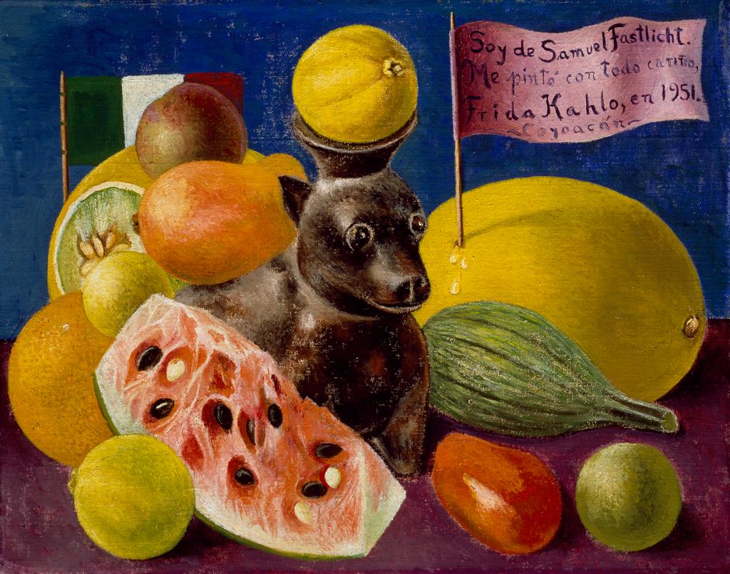 Пять изысканных работ Фриды Кало представил Музей искусств Далласа
