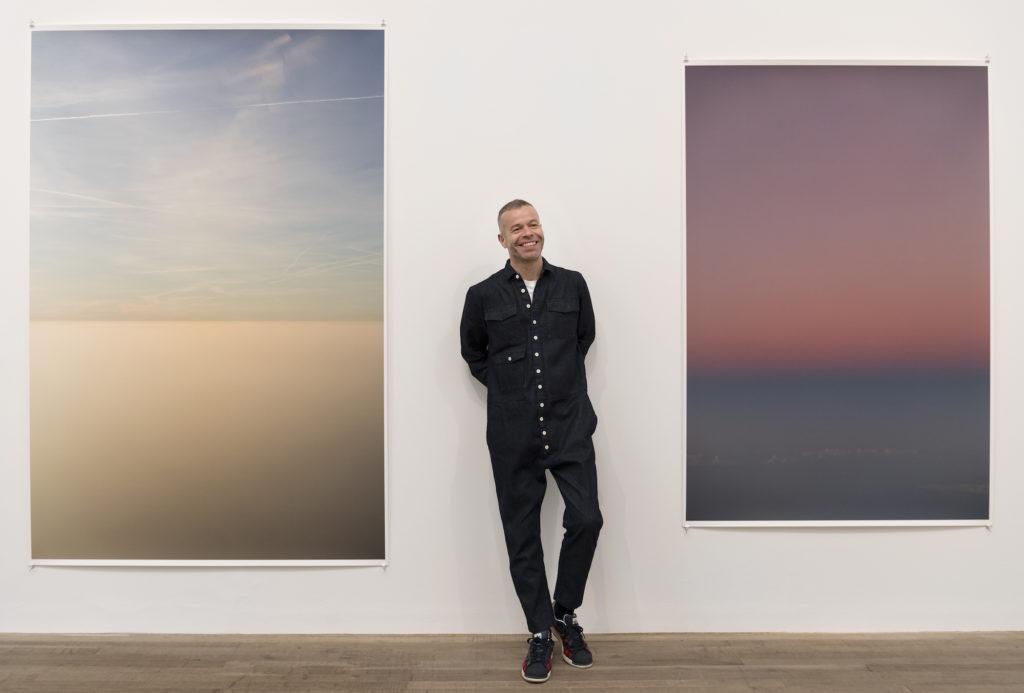 Wolfgang Tillmans, a guru of the photographic art