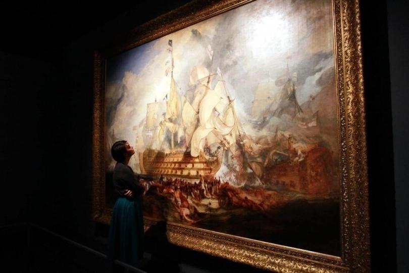 Уильям Тернер в Лондоне: 100 картин и море английского романтизма