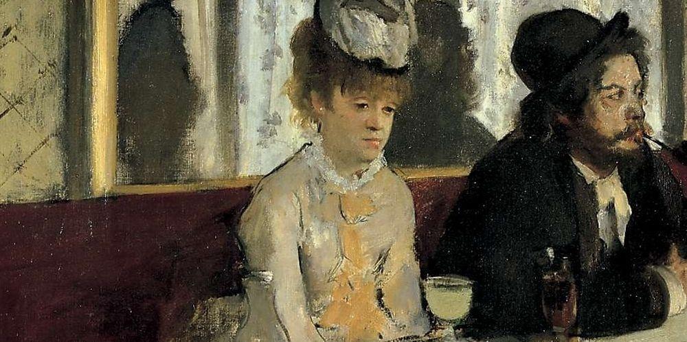 """""""Блеск и нищета. Проституция во Франции...""""  - на картинах в Музее Орсэ"""