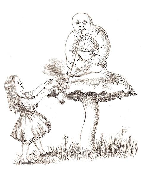 """Юбилей """"Алисы в Стране чудес"""": выставки работ от Тенниела до современников и гастроли рукописи Кэролла"""