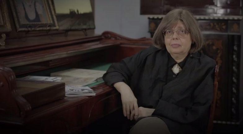 Умерла коллекционер и арт-дилер Мария Чапкина