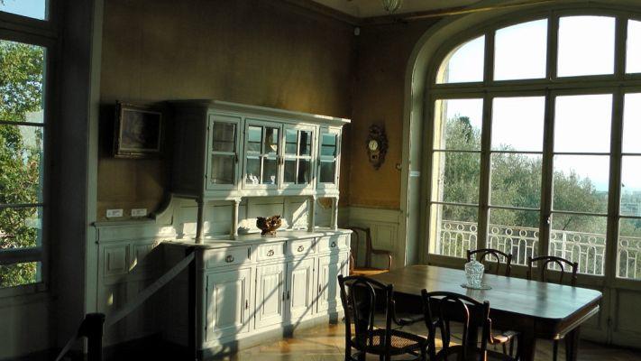 Vive la France! Vive Impressionism! Renoir and Monet at their villas (Part 1)