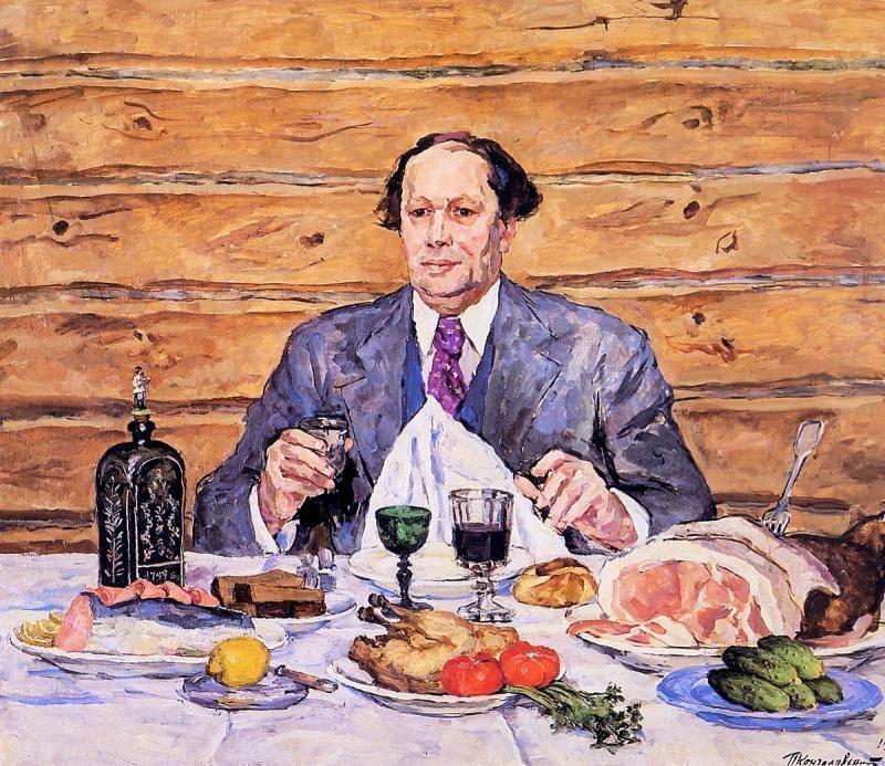 «Романтический реализм. Советская живопись 1925-1945 годов» в Манеже