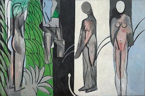 Возвращение современных мастеров от Матисса и Шагала - до Пикассо и Дали: обновление в Чикаго