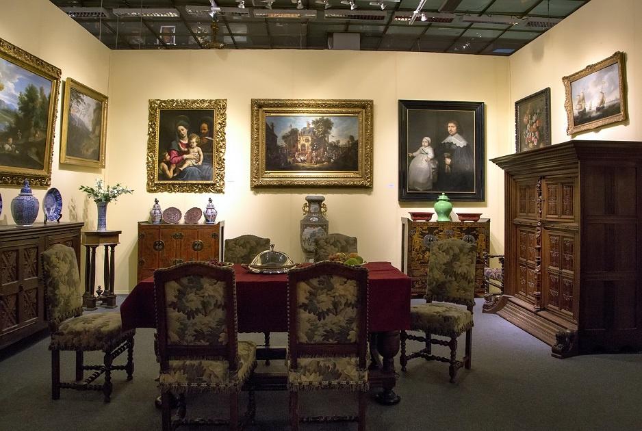 «Раздолье для коллекционеров» - итоги XXXVII Российского Антикварного Салона: от Кранаха до Рериха, Фешина и Тюльпанова.