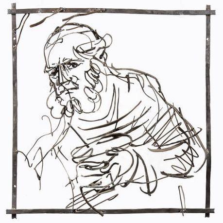 Рембрандт в металле: выставка работ Дмитрия Гутова на фоне шедевров гения
