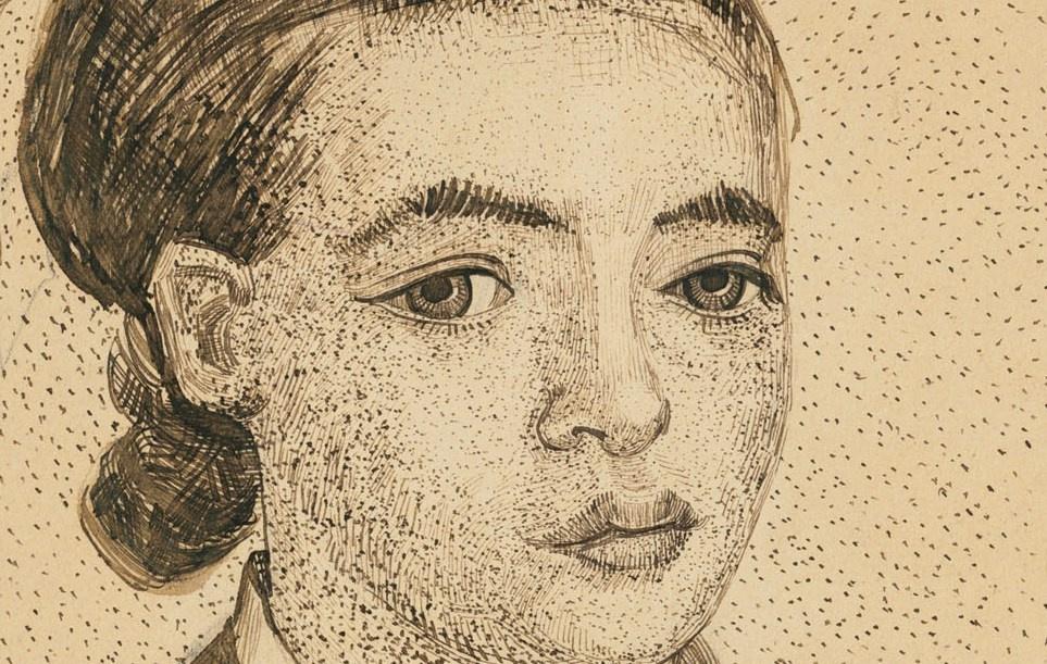 Рисунок Ван Гога, изображающий девушку, установил аукционный рекорд