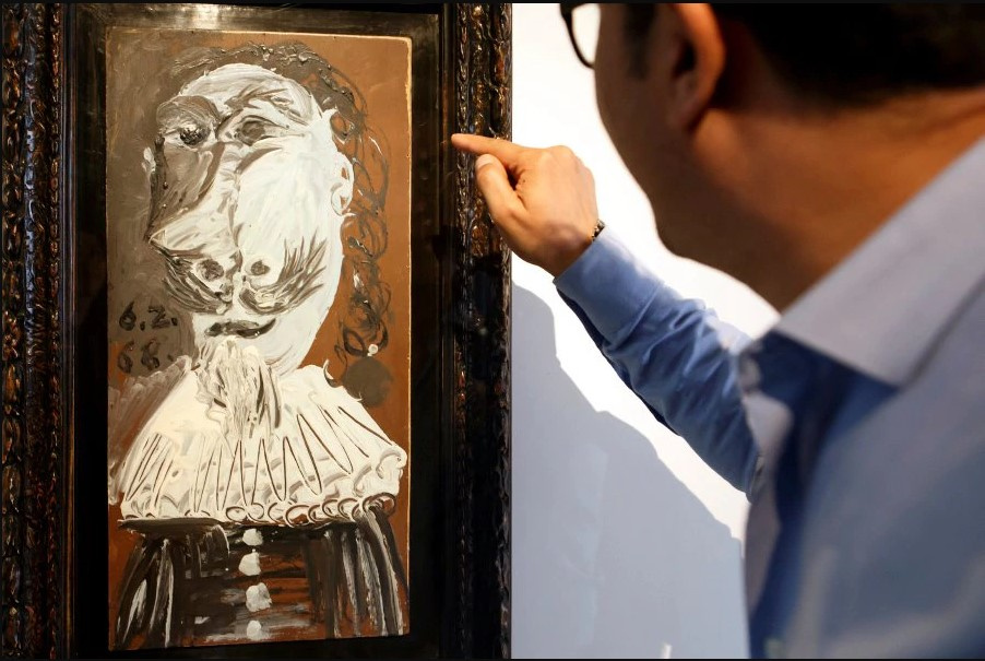 В Женеве выставили картину Пикассо, у которой 25 тысяч владельцев