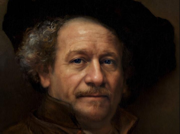 Фотореалистические портреты исторических личностей воссоздаёт дизайнер из Нидерландов