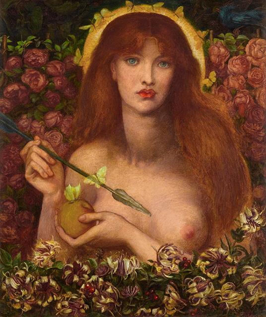 Рекорд акварели Росетти на Sotheby's: за картину «Венера Вертикордия» заплатили более  4,52 млн долларов