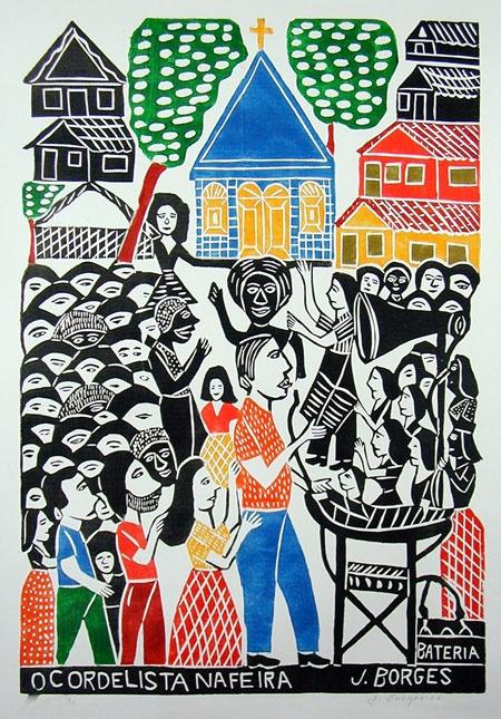 Вообрази Бразилию! Ретроспектива современных латиноамериканских художников в Лионе