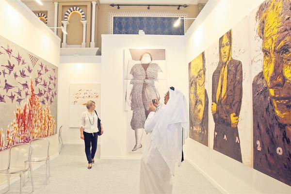 Курс на Art Dubai: главная арт-ярмарка современного искусства в восточном мире открывается в ОАЭ