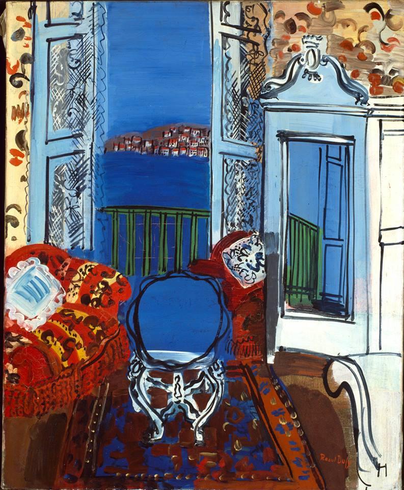 Красиво жить не запретишь! Выставка картинных радостей Рауля Дюфи в Мадриде