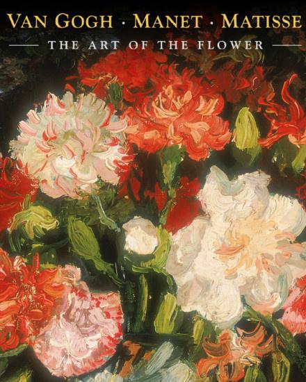 Ван Гог, Мане и Матисс с цветочными натюрмортами впервые в Америке!