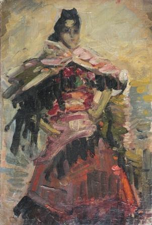 Пропавший 22 года назад известный рисунок Врубеля возвращается в музейную коллекцию 512686
