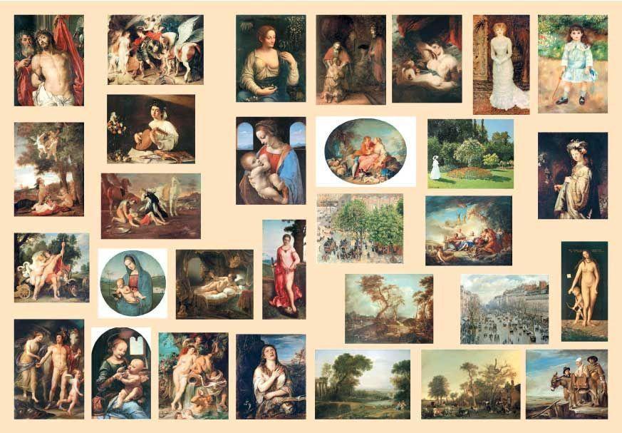 Эрмитажу - 250 лет!  Самые знаменитые шедевры с необычными историями