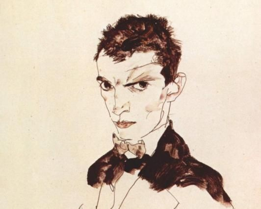 9 facts that will change your impression of the artist Egon Schiele