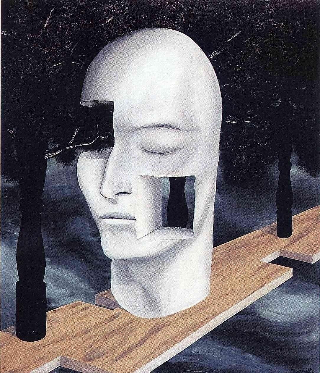 """""""Лица"""" Магритта, Пикассо, Уорхолла, Баския - в Марселе: не только зеркало души"""