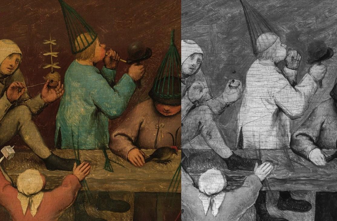 Заглянуть «внутрь Брейгеля» онлайн приглашает Музей истории искусств в Вене