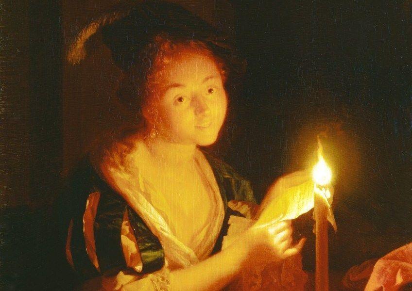 Пока горит свеча: уникальная ретроспектива Годфрида Схалкена в Кёльне