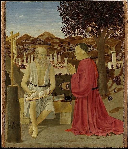 Успех музея Метрополитен: четыре картины Пьеро делла Франческа под одной крышей