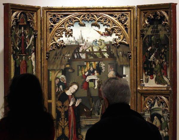 Музей Прадо приобрел редкую работу эпохи Ренессанса