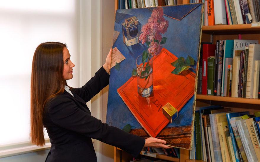 Рекорд для работ Петрова-Водкина установлен на русских торгах Christie's