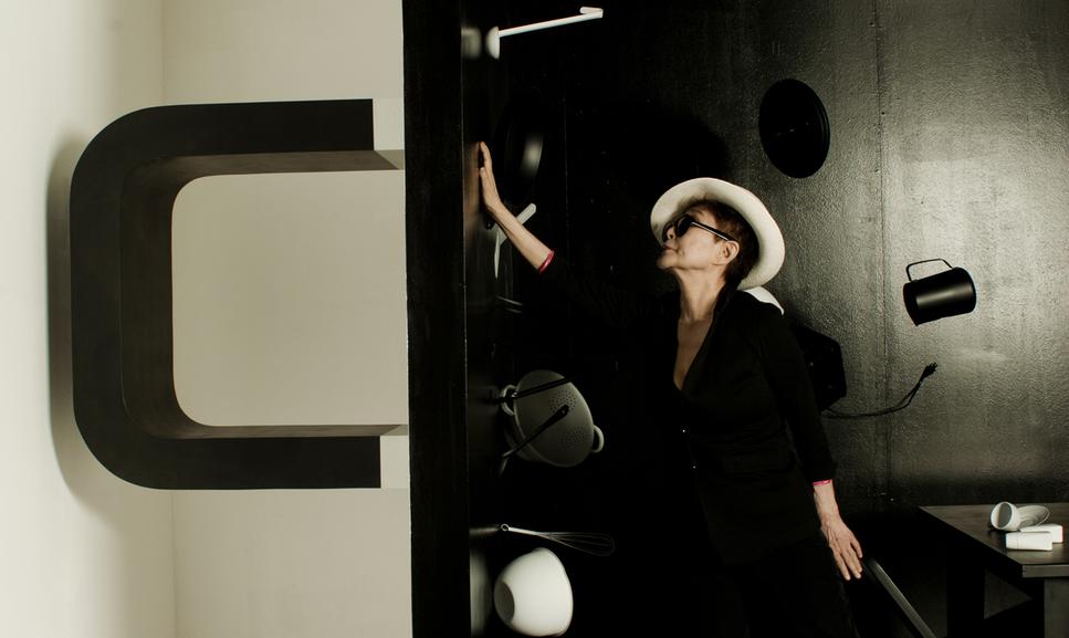 Йоко Оно и «Половина ветра»  - в музее Гуггенхайма