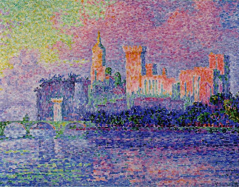 Pointillism A Point In Impressionism