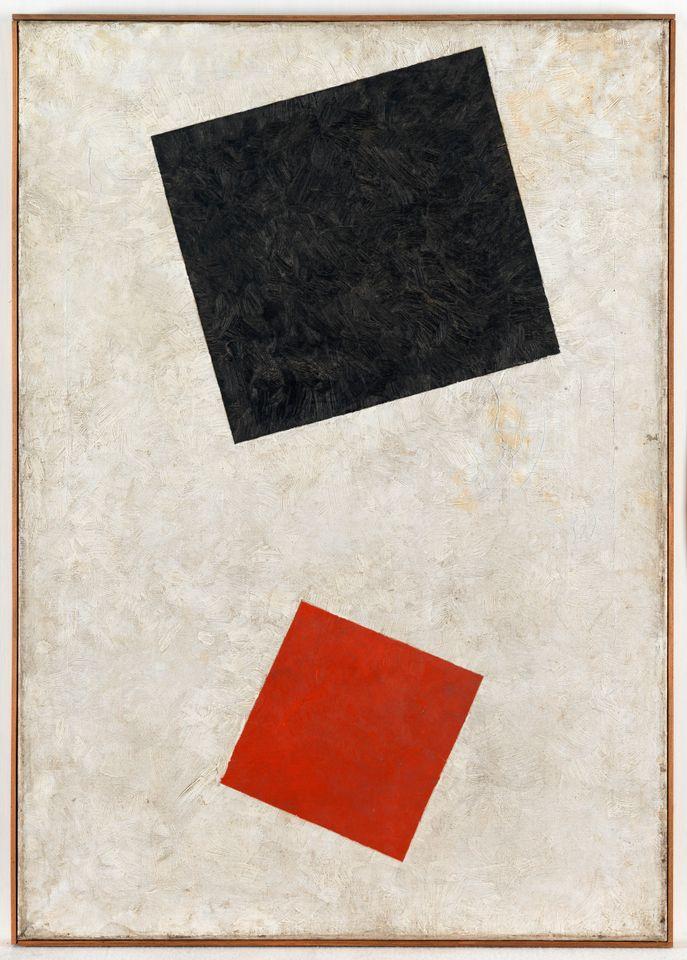 Картина Малевича в Дюссельдорфе оказалась подделкой