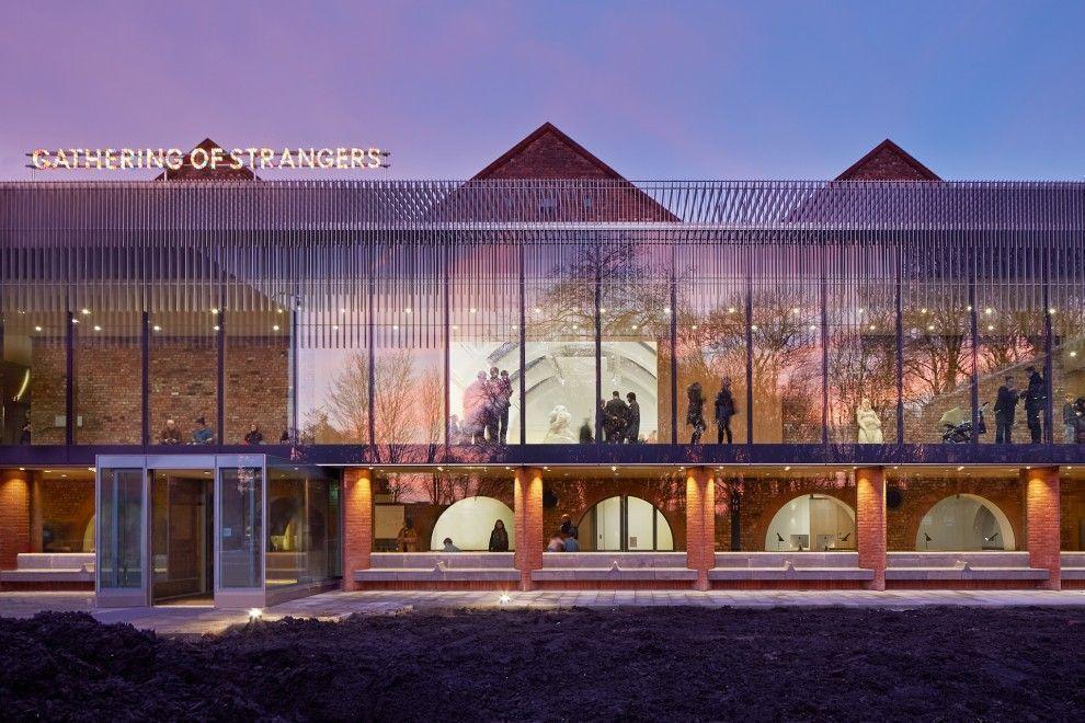 Галерея Уитворт: лучший музей года в Великобритании