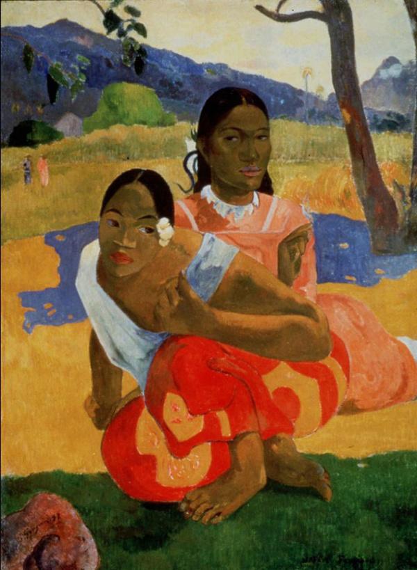 Свадьба дороже карт: новый рекорд произведения искусства. Картину Гогена продали за 300 млн долларов.