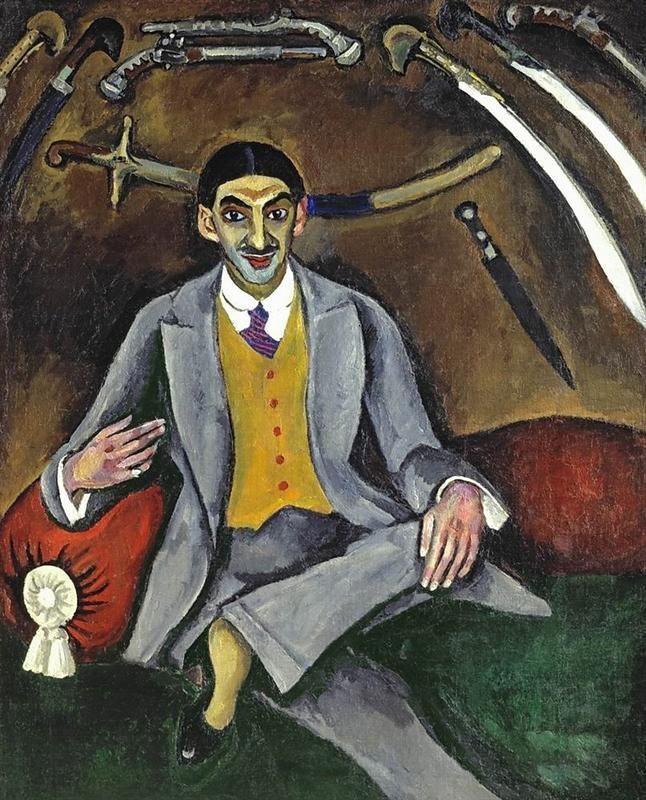 Мастер разноцветных солнц: большая выставка Георгия Якулова в Третьяковке
