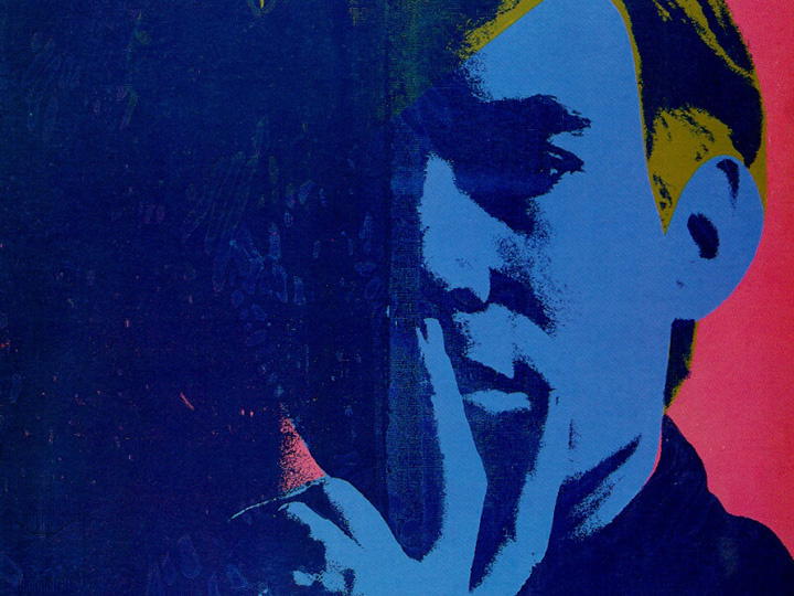 Andy Warhol's quotations on popularity, sex, and art