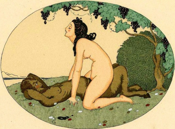 Эротика и секс искусство