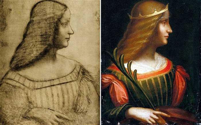 Из хранилища в швейцарском банке изъяли пропавшую картину, приписываемую Леонардо