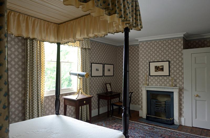 Спальня Тернера.